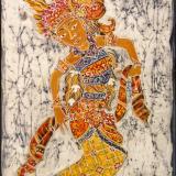 Batik kép, Szabó Chrisztina