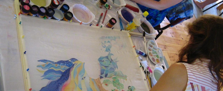 Mandalafestő tanfolyam