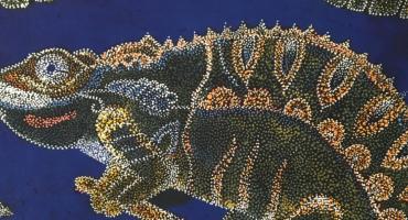 indonéz viaszbatik kép