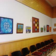 Aranytíz Kúltúrház, kiállítás