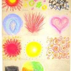 Színkeverés tanfolyam, érzések színekkel