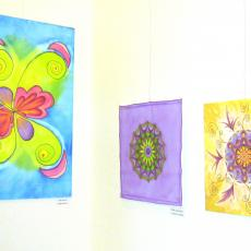 Éves tanfolyam kiállítás