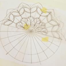 Mandala tervezés