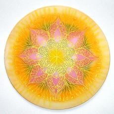 Szerelem virág mandala, 30 cm