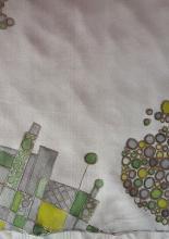 Selyemsál - selyemfestő alkotótábor