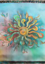 Mandala Tanoda március, Gabóca alkotása