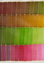 Éves selyemfestés tanfolyam, színkeverés