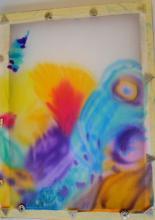 Kezdő selyemfestés tanfolyam