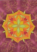 Mandala Tanoda kiállítás